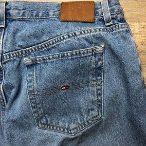 Tommy Hilfiger Boyfriend Cropped Jeans 2002